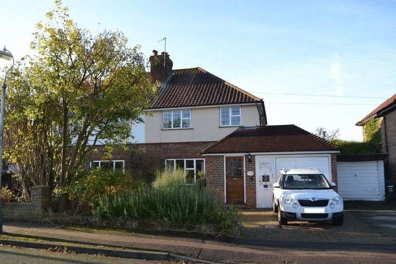 3 Bedrooms Semi Detached House for sale in Estridge Way, Tonbridge
