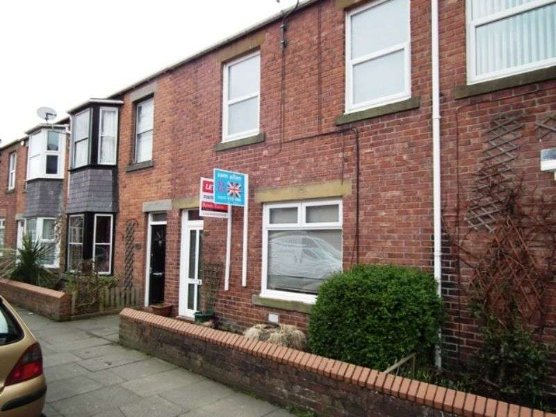 2 Bedrooms Terraced House for sale in Alexandra Road, Morpeth - Two Bedroom Terraced House
