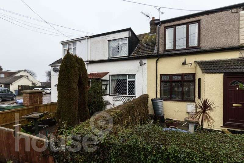 2 Bedrooms Terraced House for sale in Harty Terrace, Minster on Sea
