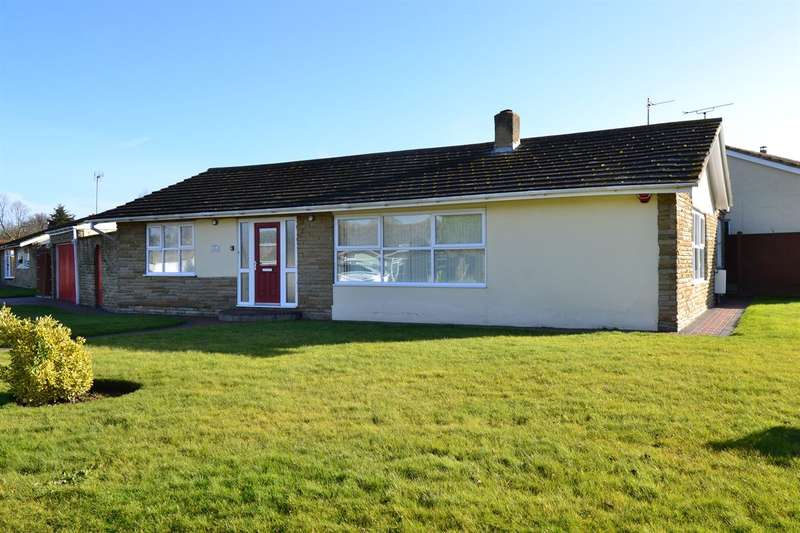 3 Bedrooms Detached Bungalow for sale in Slades Close, Chestfield, Whitstable