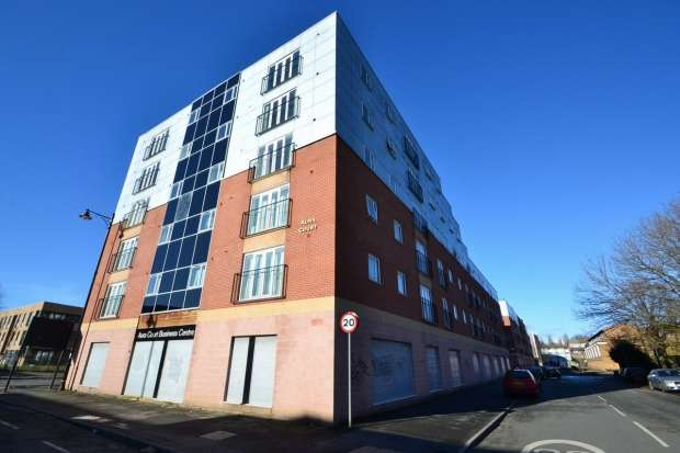2 Bedrooms Apartment Flat for sale in Percy Street Hulme M15 4ab Manchester