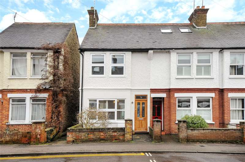 3 Bedrooms End Of Terrace House for sale in Ebury Road, Rickmansworth, Hertfordshire, WD3