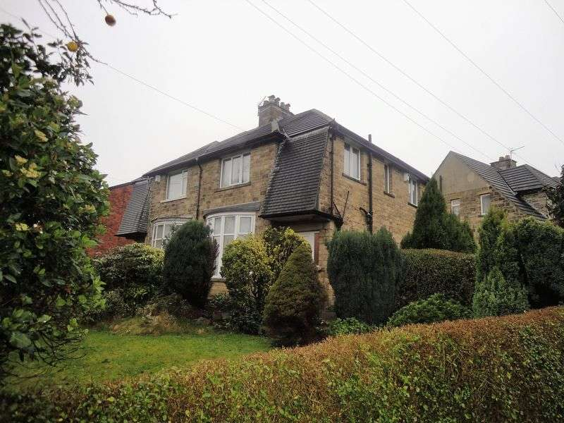3 Bedrooms Semi Detached House for sale in Fairfield Crescent, Dewsbury