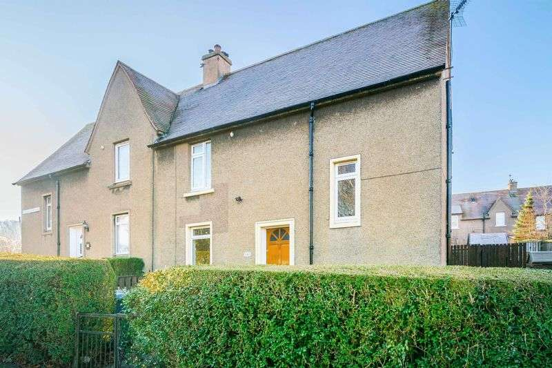 3 Bedrooms Semi Detached House for sale in 540 Old Dalkeith Road, Gilmerton, Edinburgh, EH17 7DD