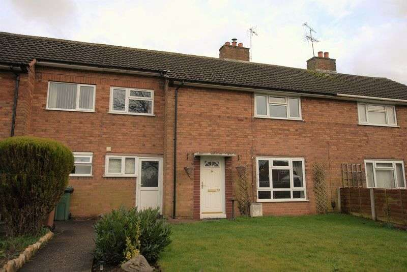 4 Bedrooms Terraced House for sale in The Croft, Stafford
