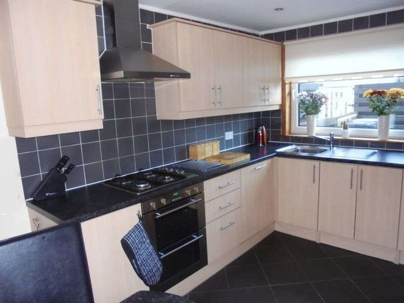 3 Bedrooms Terraced House for sale in Kilbowie Road, South Carbrain, Cumbernauld