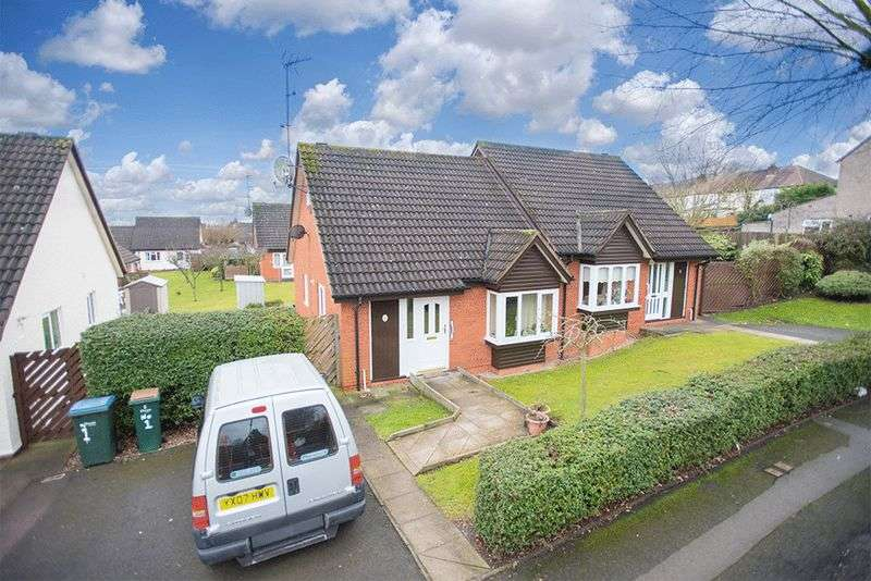 2 Bedrooms Semi Detached Bungalow for sale in Christchurch Road, Coundon, Coventry