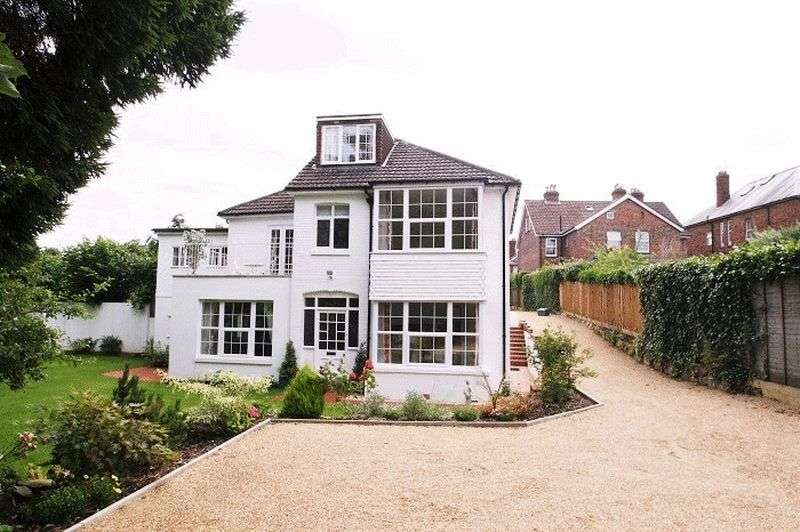 4 Bedrooms Detached House for sale in Upper Grosvenor Road, Tunbridge Wells