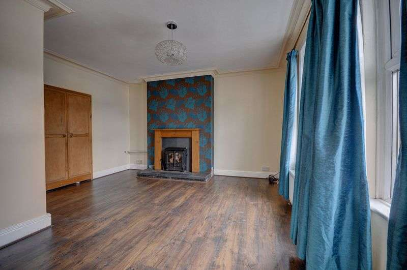 2 Bedrooms Flat for sale in Front Street, Grosmont