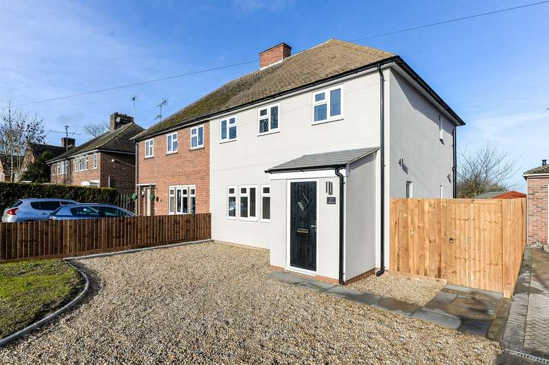 3 Bedrooms Semi Detached House for sale in Haslingfield Road, Harlton, Cambridge, CB23
