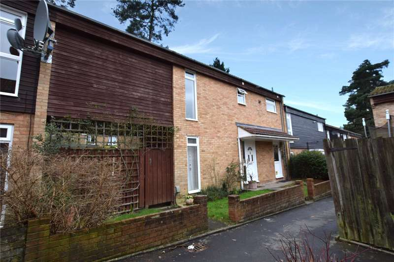 4 Bedrooms Terraced House for sale in Oakengates, Bracknell, Berkshire, RG12