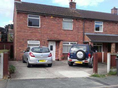 3 Bedrooms Semi Detached House for sale in Ash Grove, Wrexham, Wrecsam, LL13