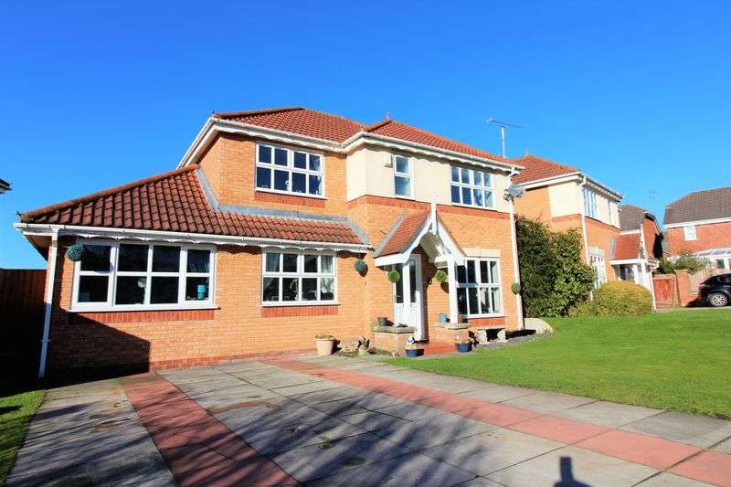 4 Bedrooms Detached House for sale in Strawberry Fields, Great Boughton, Chester