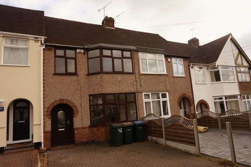 3 Bedrooms Terraced House for sale in Lincroft Crescent, Coventry