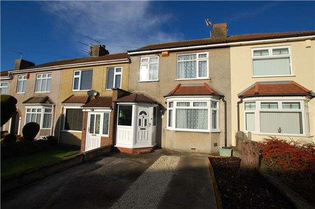 3 Bedrooms Property for sale in Saltwell Avenue, Whitchurch, BRISTOL, BS14 0PE