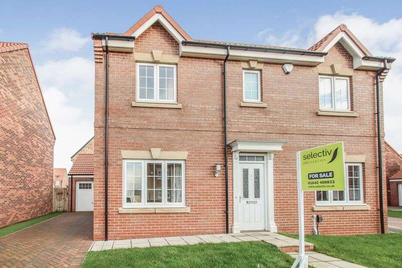 4 Bedrooms Detached House for sale in Principal Road, Redcar
