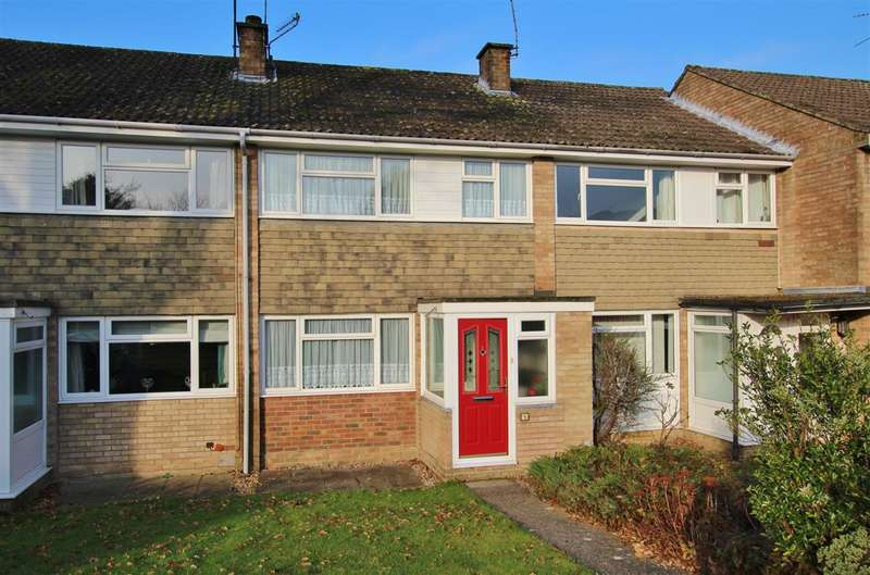 3 Bedrooms Terraced House for sale in North Heath Lane, Horsham