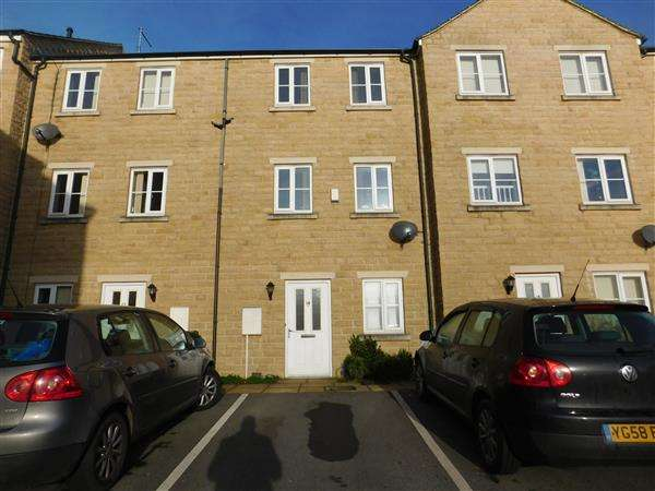 4 Bedrooms Town House for sale in Brackenhill Mews, Bradford
