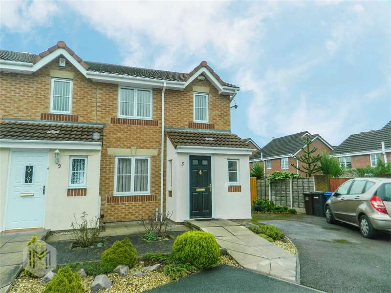 3 Bedrooms Semi Detached House for sale in Ridgewood Close, Hindley Green, Wigan, Lancashire