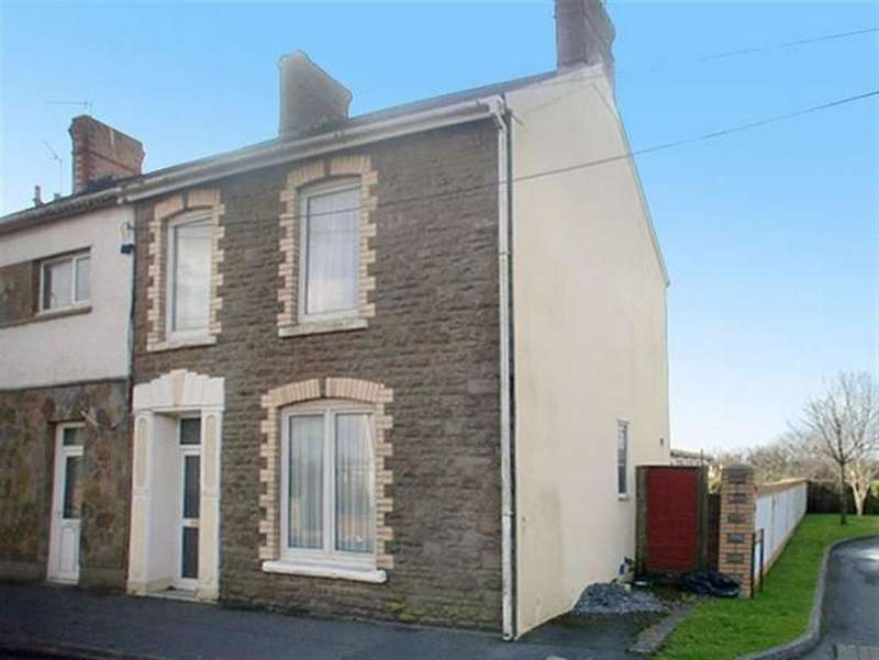 3 Bedrooms Semi Detached House for sale in Heol Y Bwlch, Bynea, Llanelli