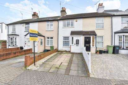 2 Bedrooms Terraced House for sale in Wellbrook Road, Farnborough
