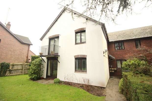 1 Bedroom Flat for sale in Hafod Gardens, Caerleon Road, Ponthir, NEWPORT, Torfaen