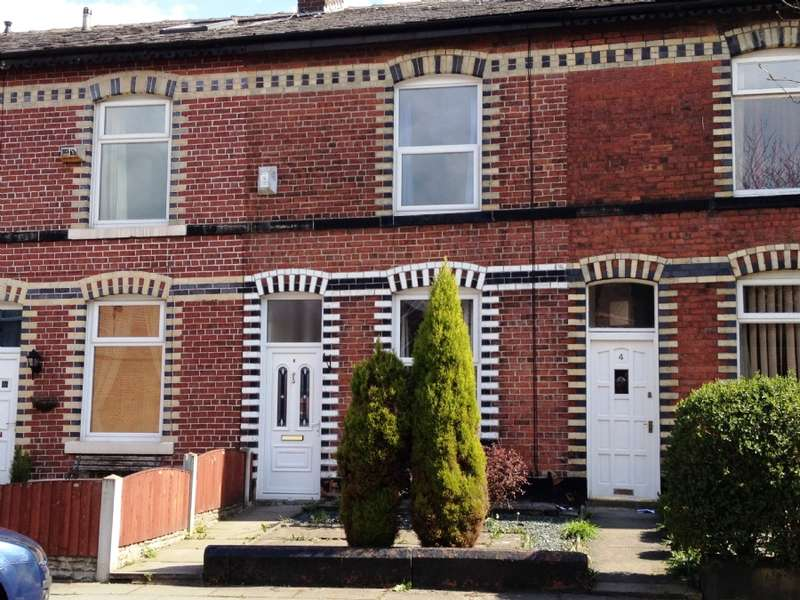 2 Bedrooms Terraced House for sale in House for sale at Hanson St Walmersley Bury