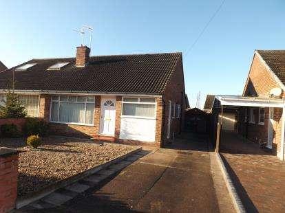3 Bedrooms Bungalow for sale in Grazingfield, Silverdale, Nottingham