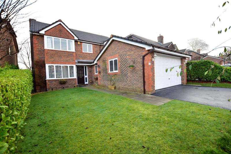 4 Bedrooms Detached House for sale in Foxwood Drive, Kirkham