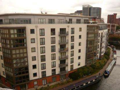 1 Bedroom Flat for sale in Liberty Place, 26-38 Sheepcote Street, Birmingham, West Midlands
