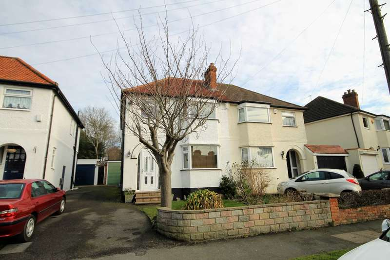 3 Bedrooms Semi Detached House for sale in Burleigh Road, Sutton