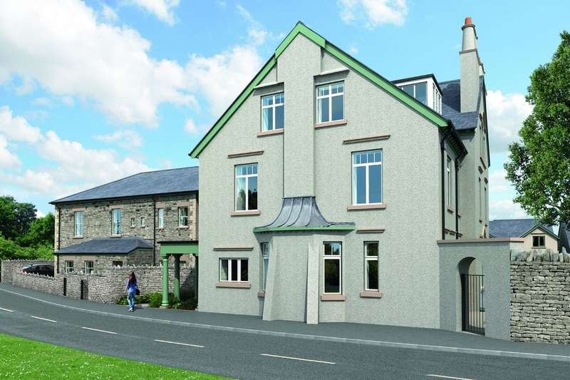 2 Bedrooms Flat for sale in Plot 19 Tenterfield, Brigsteer Road, Kendal, Cumbria LA9 5EA