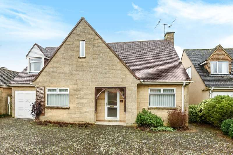 3 Bedrooms Detached Bungalow for sale in Shrivenham