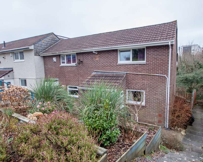 2 Bedrooms End Of Terrace House for sale in Thornbury, Plymouth