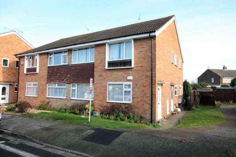 2 Bedrooms Maisonette Flat for sale in Mossdown, Belvedere