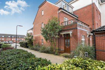 2 Bedrooms End Of Terrace House for sale in Eastleigh, Hampshire