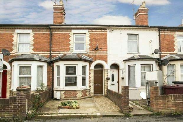3 Bedrooms Terraced House for sale in Cholmeley Road, Reading
