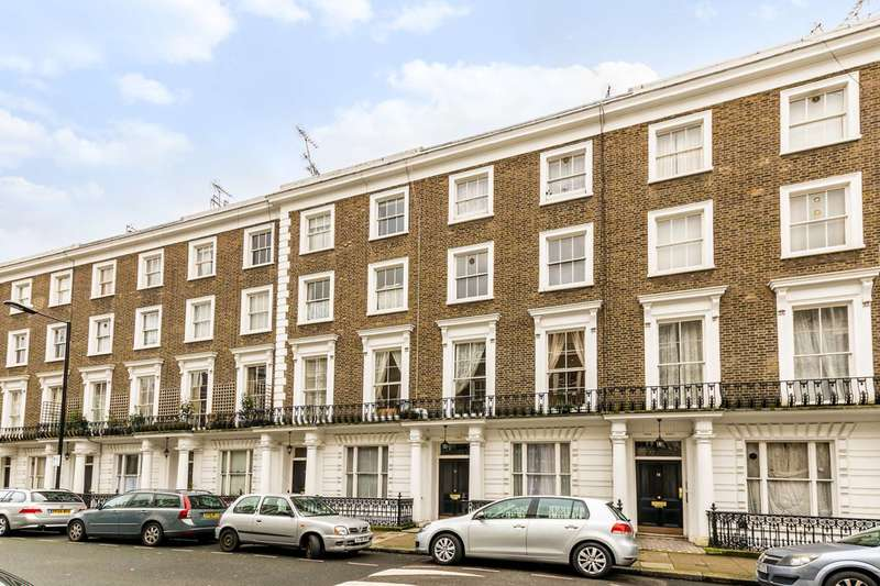 3 Bedrooms Flat for sale in Orsett Terrace, Lancaster Gate, W2