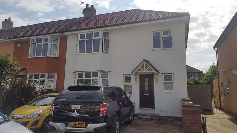 7 Bedrooms House Share for rent in Wallscourt Road, Filton, Bristol, BS34 7NR