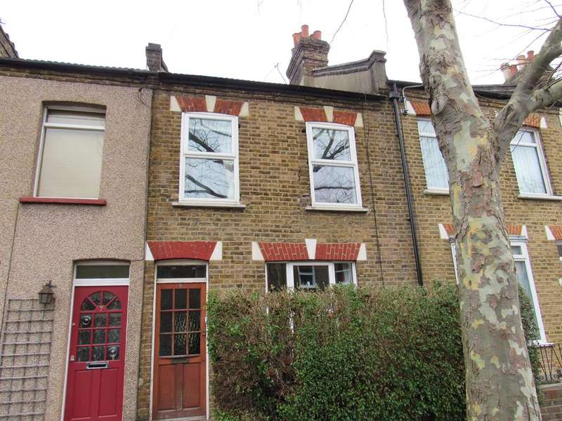 2 Bedrooms Terraced House for sale in Reading Road, Sutton, Surrey, SM1 4RW