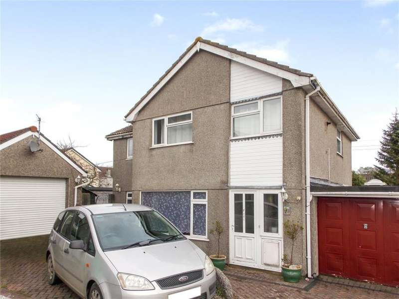 4 Bedrooms Detached House for sale in Polstain Crescent, Threemilestone, Truro