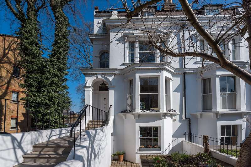 5 Bedrooms Terraced House for sale in Cambrian Road, Richmond Hill, TW10