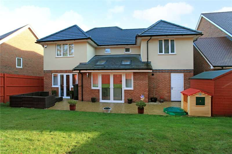 4 Bedrooms Detached House for sale in Applin Road, Bishopdown, Salisbury, Wiltshire, SP1