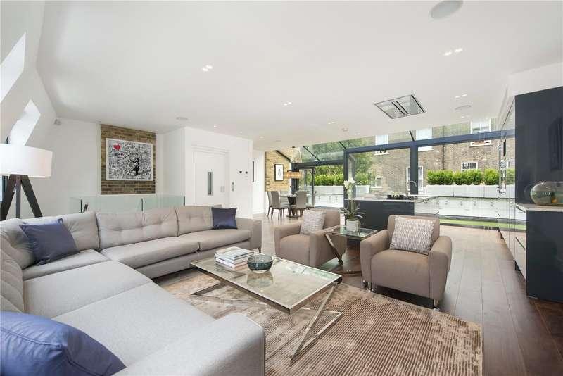 4 Bedrooms Mews House for sale in Lexham Mews, Stratford Village, W8