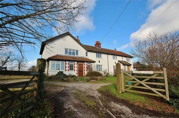 3 Bedrooms Semi Detached House for rent in Shipway Gate Cottages, Sheepway