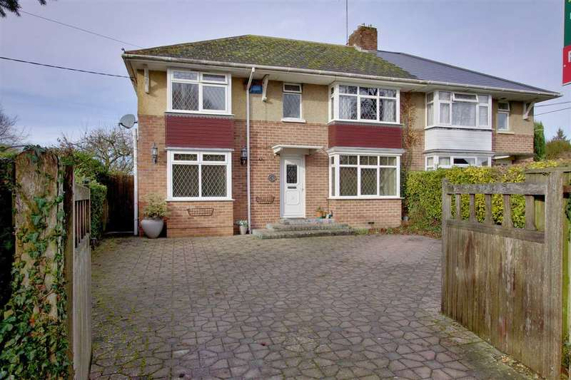 4 Bedrooms Semi Detached House for sale in The Drove, Andover