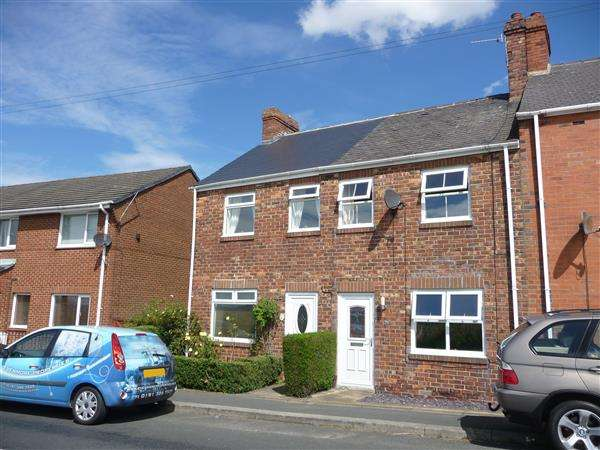 3 Bedrooms Terraced House for sale in Station Road, West Rainton