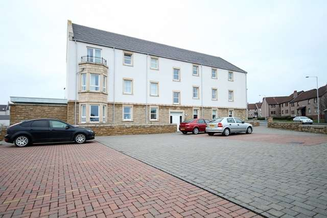2 Bedrooms Flat for sale in Overton Road, Kirkcaldy, KY1 2DX