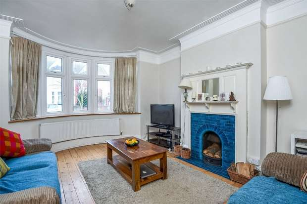 3 Bedrooms End Of Terrace House for sale in Bramston Road, Kensal Green, London