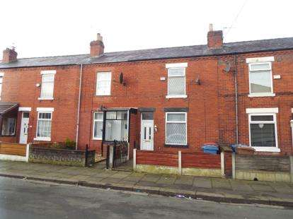 2 Bedrooms Terraced House for sale in Helen Street, Eccles, Manchester, Greater Manchester